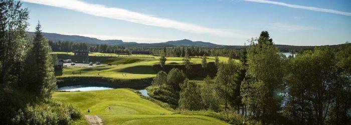 Varmt välkommen till Åre golfklubb! #skidåkarnasgolfklubb