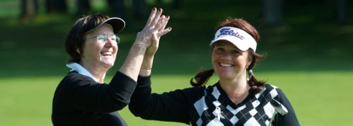 Golfaktivitet för icke golfare