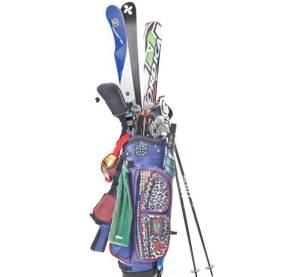 Golf after ski