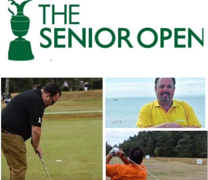 Senior British Open 2019