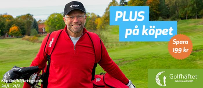 Köp Golfhäftet