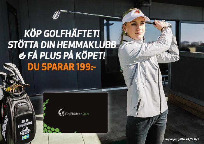 Köp Golfhäftet 2021